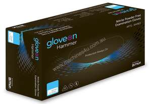 Disposable Gloves - Black - Extra Large