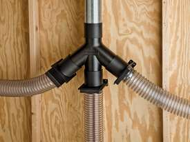 Rockler 3-Way Dust Collection Junction - picture1' - Click to enlarge