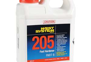 West System 205 Fast Hardener - 800ml