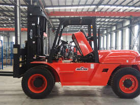 Wecan 10 Tonne Forklift 2 Stage Mast 2 Year 2000 Hour Warranty - picture1' - Click to enlarge