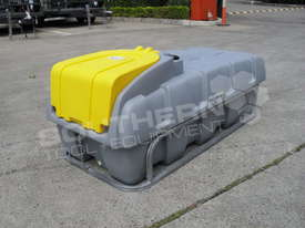 400L Diesel Fuel Tank 12V with mounting Frame TFPOLYDD - picture2' - Click to enlarge