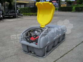 400L Diesel Fuel Tank with mounting Frame 12V pump TFPOLYDD - picture3' - Click to enlarge
