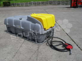 400L Diesel Fuel Tank with mounting Frame 12V pump TFPOLYDD - picture4' - Click to enlarge