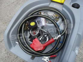 400L Diesel Fuel Tank with mounting Frame 12V pump TFPOLYDD - picture8' - Click to enlarge
