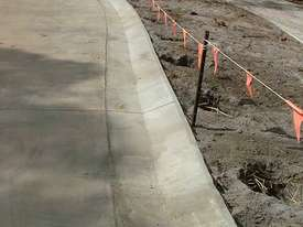 Concrete Kerb and Channel Machine - picture3' - Click to enlarge