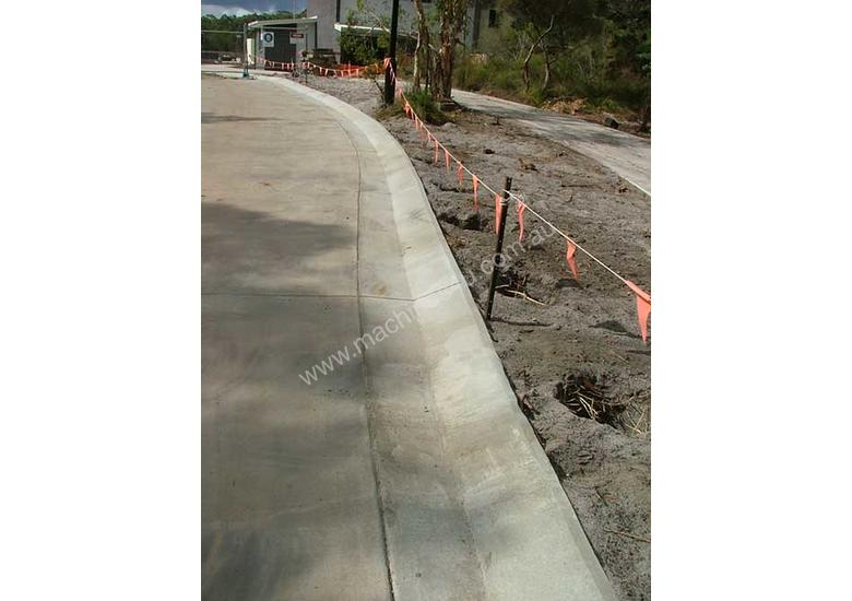 Concrete Kerb and Channel Machine