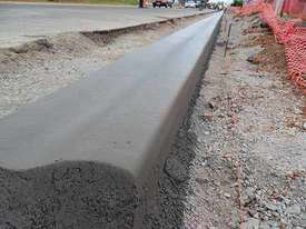 Concrete Kerb and Channel Machine - picture4' - Click to enlarge