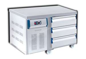 Semak 3DR1200 3 Drawer Counter Chiller