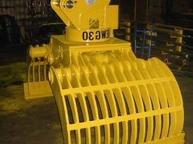 EWG  Embrey waste handling grapple - picture2' - Click to enlarge