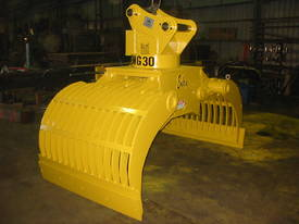 EWG  Embrey waste handling grapple - picture3' - Click to enlarge