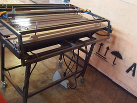 Shannon HRK-125 Plastic Bending Machine - picture7' - Click to enlarge