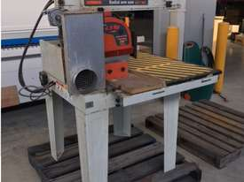 LEDA 620MM XCUT 4.5HP SAW WITH ROLLER TABLES - picture2' - Click to enlarge