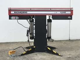 New Powered Magnabend is Here! - No more lifting! - picture0' - Click to enlarge