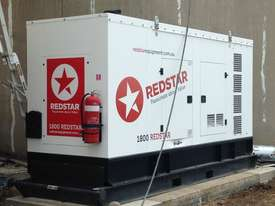 Redstar 415 KVA Genset - picture0' - Click to enlarge