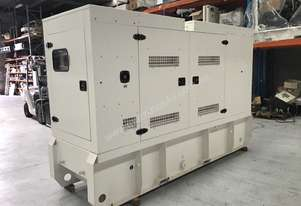 132kW/165kVA 3 Phase Soundproof Diesel Generator.  Perkins Engine.