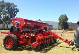 2018 IRTEM CSD 3000 SINGLE DISC SEED DRILL + FRONT COULTER SYSTEM (3.0M)