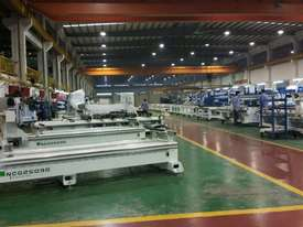 NANXING Auto Fence 3.8m precision Panel saw MJK1138F1 - picture11' - Click to enlarge