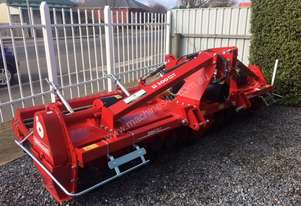 Brevi B300DT Rotary Hoe with cage roller