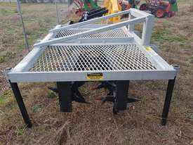 2018 FARMTECH AERVATOR GH-2404 MAXI QUAD GANG (LINKAGE, 2.4M CUT) - picture4' - Click to enlarge