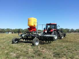 2018 FARMTECH AERVATOR GH-2404 MAXI QUAD GANG (LINKAGE, 2.4M CUT) - picture10' - Click to enlarge