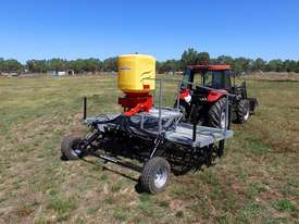 2018 FARMTECH AERVATOR GH-2404 MAXI QUAD GANG (LINKAGE, 2.4M CUT) - picture13' - Click to enlarge