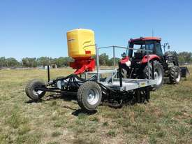 2018 FARMTECH AERVATOR GH-2404 MAXI QUAD GANG (LINKAGE, 2.4M CUT) - picture14' - Click to enlarge