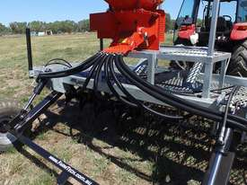 2018 FARMTECH AERVATOR GH-2404 MAXI QUAD GANG (LINKAGE, 2.4M CUT) - picture18' - Click to enlarge
