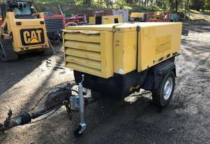 Atlas Copco Portable Compressor 180 CFM