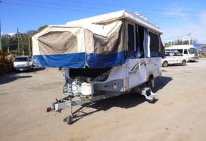 2010 Jayco Flamingo ST Single Axle Off Road Pop Top Caravan - In Auction