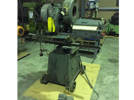 Used Omera Model Major/Special Mechanical Punch & Shear - picture0' - Click to enlarge