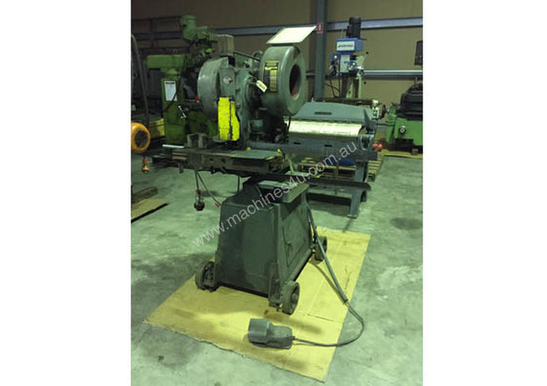 Used Omera Model Major/Special Mechanical Punch & Shear