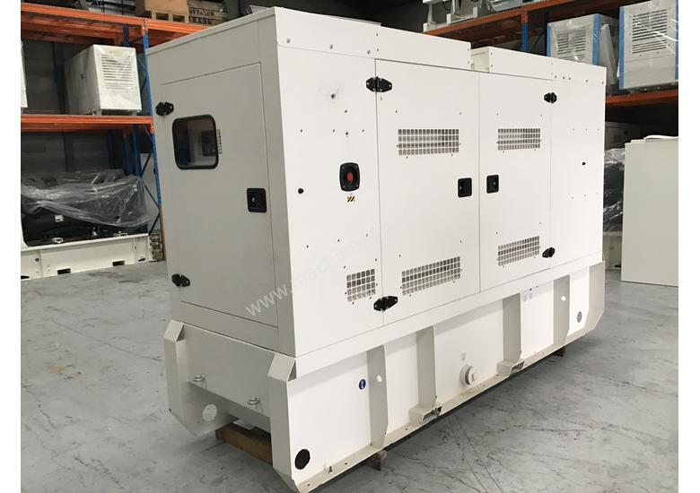 CUMMINS POWERED SOUNDPROOF DIESEL GENERATOR SET 275kva