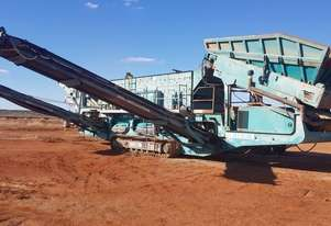 Powerscreen Horizon 6203 Screening Crushing/Screening