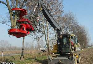 Fecon Excavator Tree Shear Tree Shear Attachments