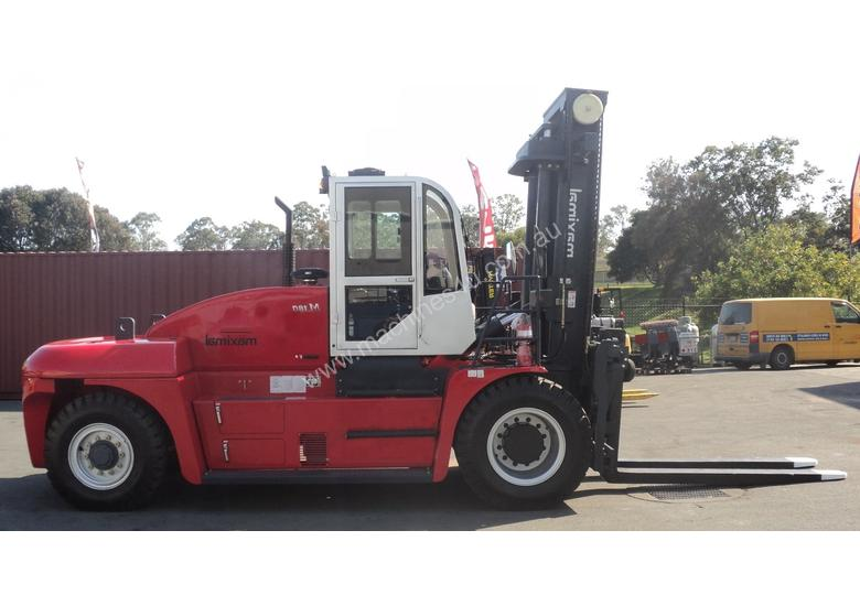 New Enforcer 18T Diesel Forklift, 1200 load centre - Rent to own available