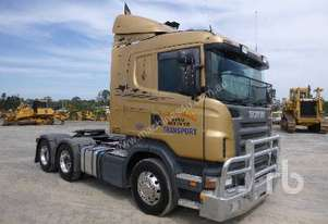 Scania   R500 Prime Mover (T/A)