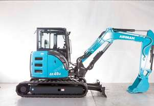 4.8 Tonne Excavator with Buckets & Ripper for HIRE