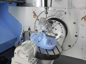 DVF5000 CNC 5 Axis Machining Centre 12,000rpm spindle - picture2' - Click to enlarge