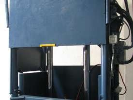 Large Industrial Baler Bailer Garbage Compactor - picture3' - Click to enlarge