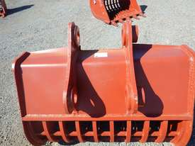 Unused 1275mm Skeleton Bucket to suit Komatsu PC200 - 8640 - picture3' - Click to enlarge