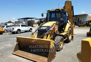 CATERPILLAR 432F Backhoe Loaders