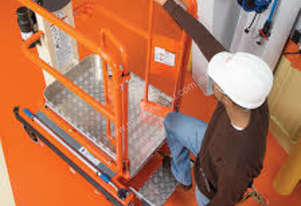 New JLG ECO Lift 70 NON-POWERED VERTICAL LIFT