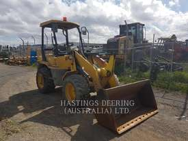 YANMAR V 4 - 6 (CANOPY) Wheel Loaders integrated Toolcarriers - picture3' - Click to enlarge