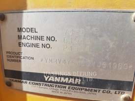 YANMAR V 4 - 6 (CANOPY) Wheel Loaders integrated Toolcarriers - picture5' - Click to enlarge