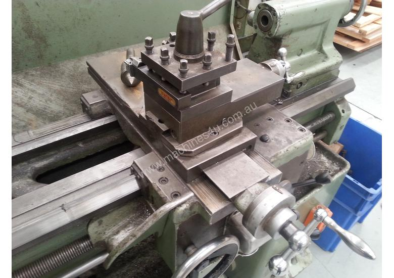 used centre lathe