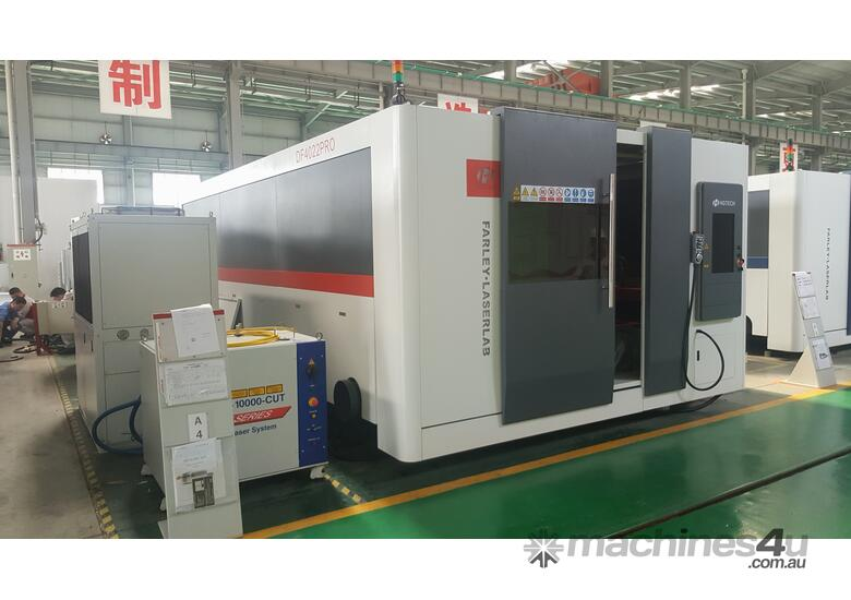 NEW 12.0kW Marvel (ANCA) Fiber Laser Machine (HIGH POWER)