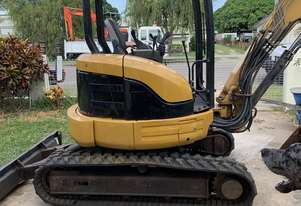 2007 CAT 303 CR Excavator 3.5 Tonne