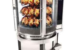 Large Commercial Kitchen Chicken Rotisserie Oven