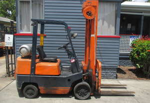 Nissan 2.5 ton LPG, Cheap Used Forklift
