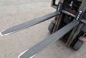 Magnetic Rubber Fork Covers 125mm x 1000mm-1150mm